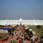Imambara A hallmark of Islamic architecture in Murshidabad entry, west bengal