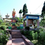 Lord Buddha statue in loleygaon