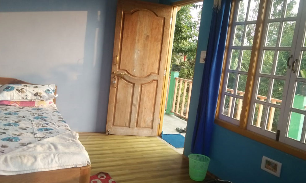 Best bed room at Humro Homestay Suntalekhola