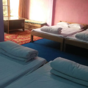 Humro Homestay Suntalekhola nice 10 bedroom or dormitory attached bathroom