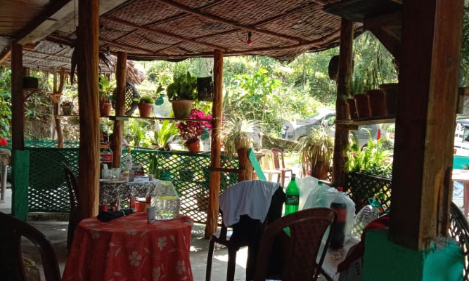 Reception of Heritage-Homestay at Sittong