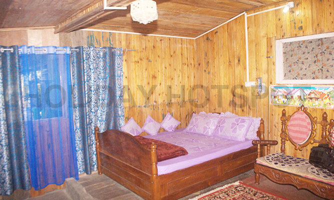 Heritage Homestay double bed room images