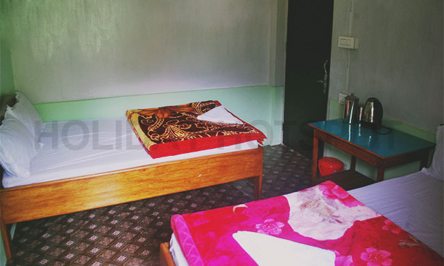 Mukhia Homestay bedroom images at sittong