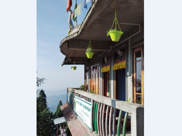 Green valley homestay at lepchajagat balcony