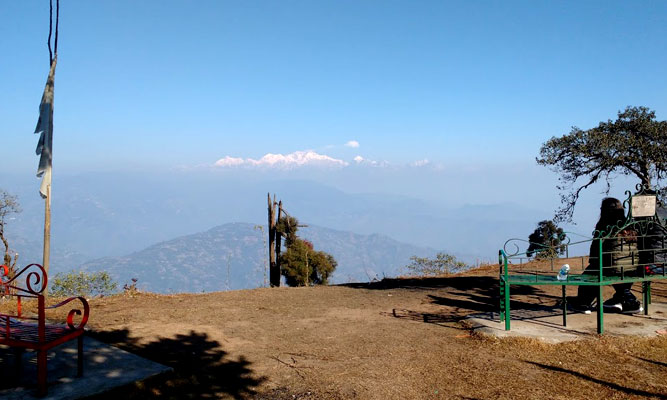 lepchajagat-view-point for kanchenjunga view