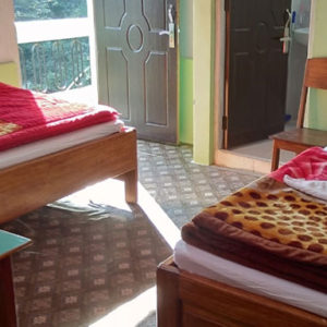 Sittong Mukhia Homestay bed room images