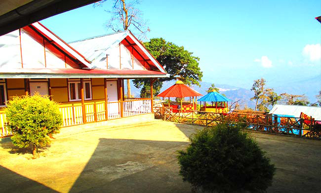 Heaven valley homestay image at sillary gaon