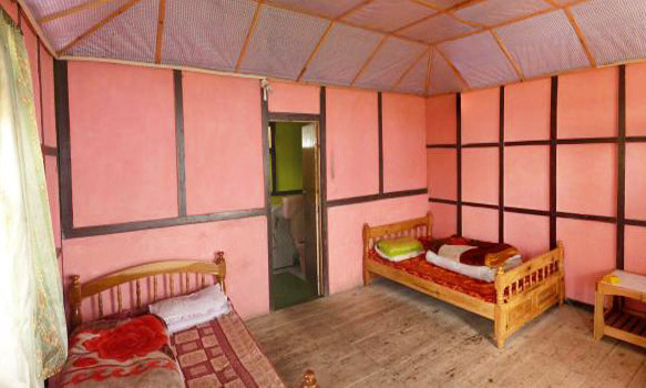 Sillary gaon nirmala village resort room images