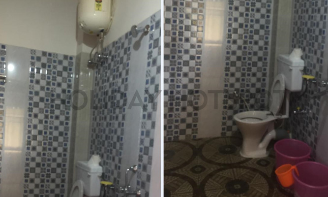 Man-Joti-Homestay bath room images