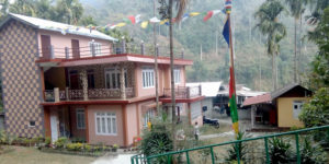 jaldakha home stay at paren