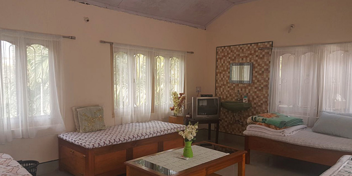 Jaldakha home stay nice room iamges