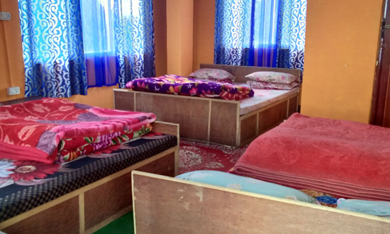 Salakha-Home-Stay-at-Lepchajagat-room-image-4-bed-room