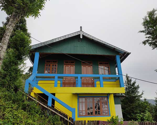 Khinanam Kabiraj Homestay at Dawaipani