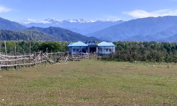 Samsing Trishna Homestay mountain or hill view