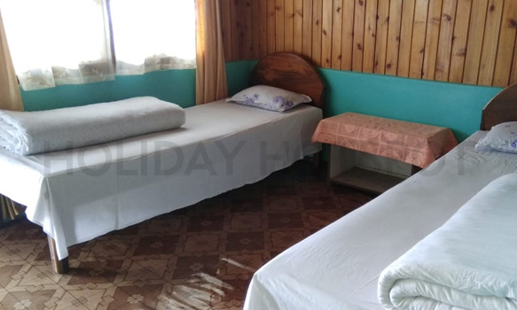 Samsing Trishna Homestay nice double bed room