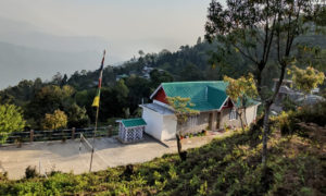 Best view of Panch Pokhri Homestay at Sittong
